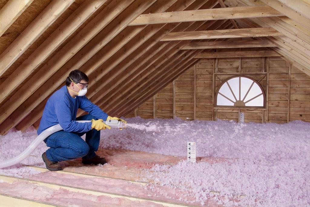 Attic Insulation | Alternative Energy Applications Inc.