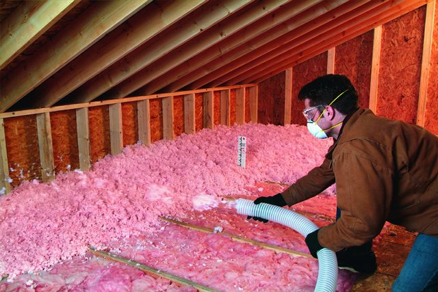 Insulation Installation | Alternative Energy Applications Inc.
