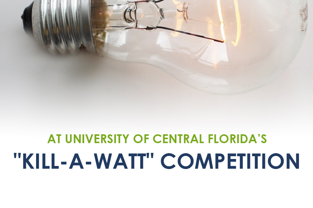 "USF's ""Kill-A-Watt"" Competition 