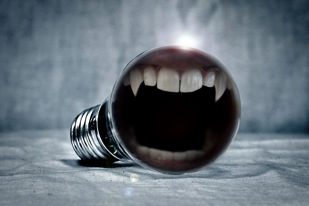 What is Vampire Energy? | Alternative Energy Applications Inc.