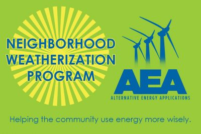 Weatherization Program | Tampa | Alternative Energy Applications Inc.